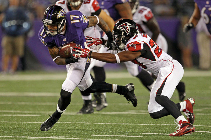 Atlanta Falcons vs. Baltimore Ravens NFL Free Pick