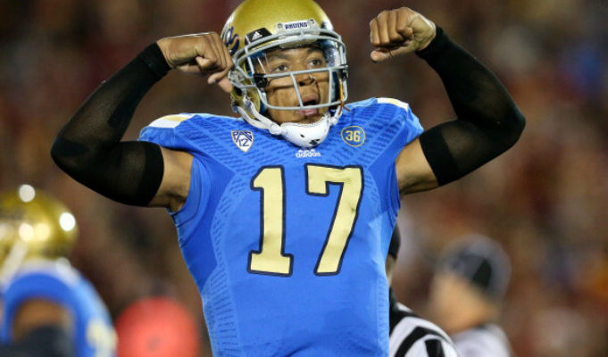 UCLA Bruins vs. Kansas State Wildcats Alamo Bowl Free Pick