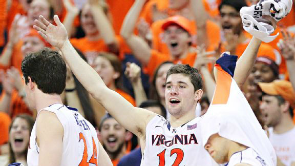 Pittsburgh Panthers vs. Virginia Cavaliers NCAAB Free Pick 02/16/15