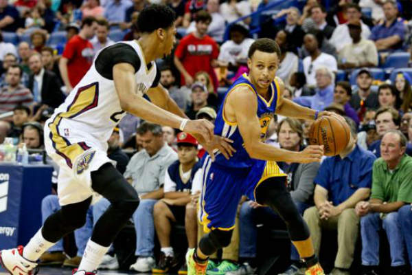 Golden State Warriors vs. New Orleans Pelicans Free Pick 04/25/15