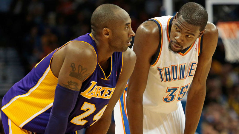 Totals Trends for Lakers vs. Thunder April 11, 2016
