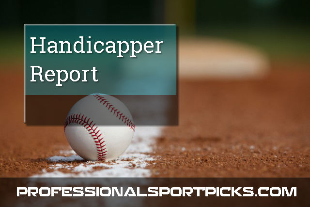 Handicapper Report - June 18, 2016
