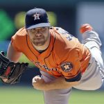 Houston Astros Dallas Keuchel Away