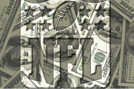 NFL Logo Cash
