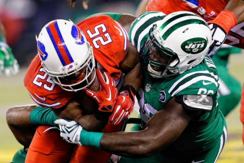 Thursday Night Football Betting Preview Jets vs. Bills – September 15, 2016