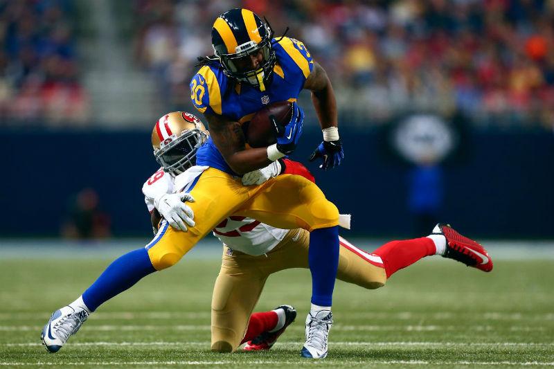 LA Rams vs. San Francisco 49ers Betting Preview & Free Pick – September 12, 2016
