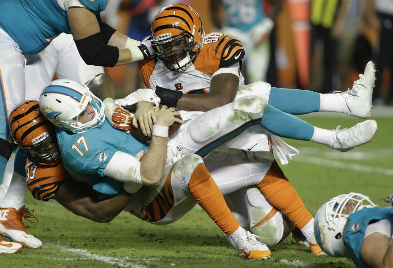 Dolphins vs. Bengals Preview & Prediction September 29, 2016