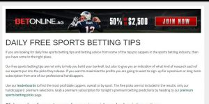 Today's Best Free Expert Sports Picks