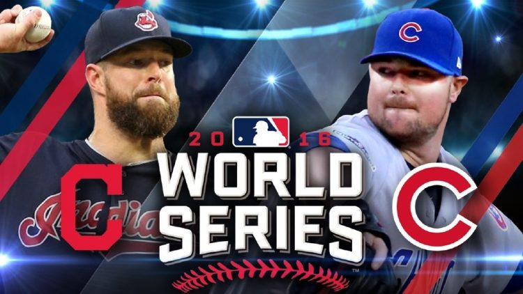 Cubs vs. Indians Free Pick 10/25/16 – World Series G1