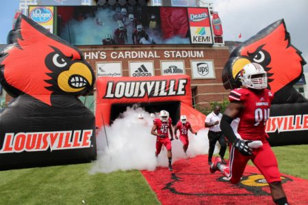 Expert College Football Free Picks 10/22/16 - Louisville Cardinals