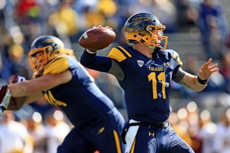Ohio vs. Toledo Football Free Pick October 27, 2016