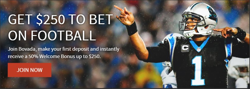 Bet With Bovada!