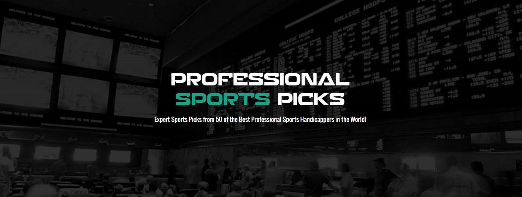 Professional sports betting picks binary options indicator no repaint scalper