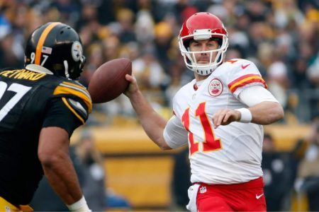 Tony George: Steelers vs. Chiefs Free Pick 01/15/17