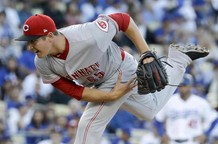 Dodgers vs. Reds Free Pick 06/17/17 – Stephen Nover