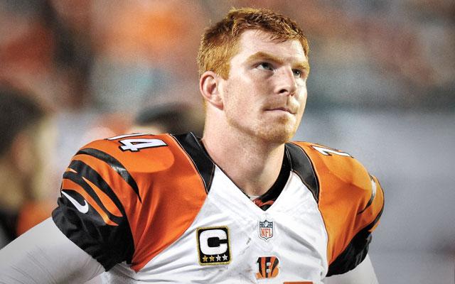 """NFL Odds: Bengals Need """"Good Andy"""" Versus Texans"""
