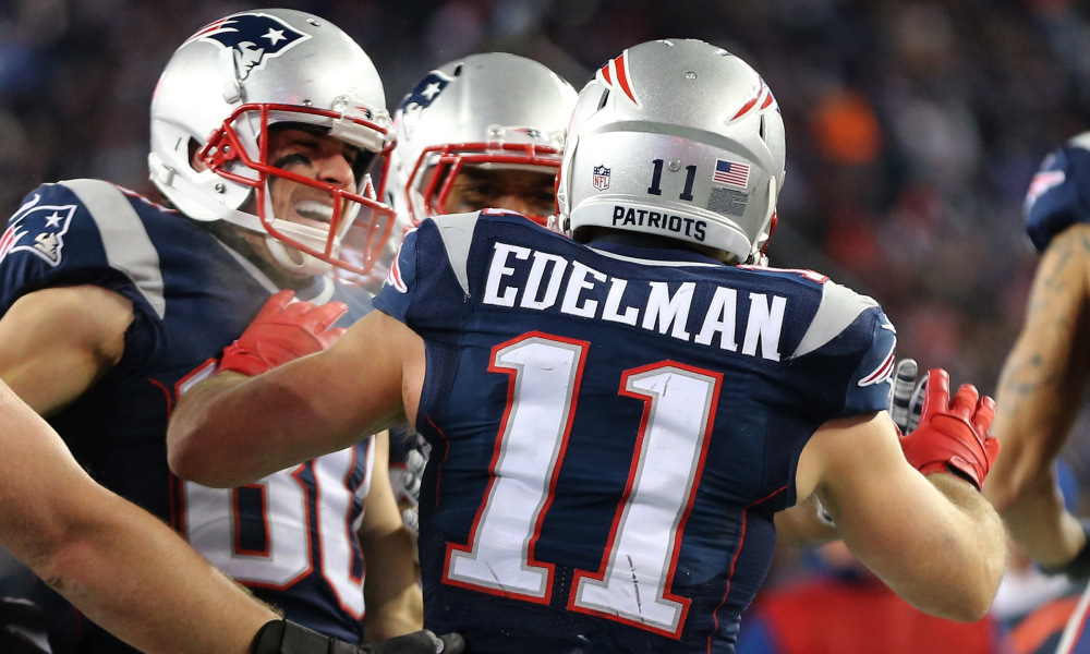 Patriots Still Super Bowl LII Favorites