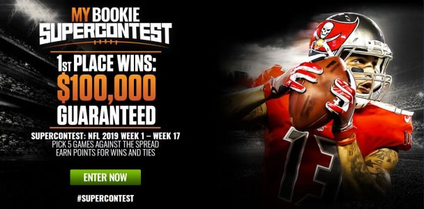 MyBookie NFL Supercontest