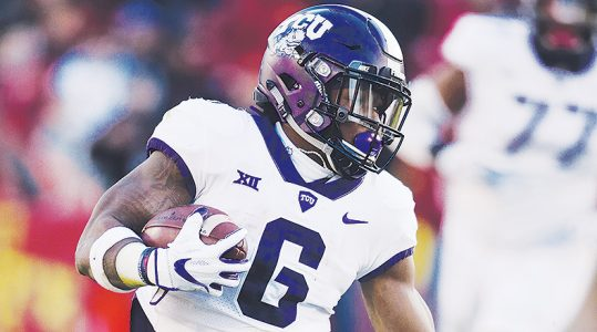 TCU vs Kansas State NCAAF Week 8 Betting Tips