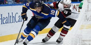 Coyotes vs Blues Free Pick February 8, 2021   Lock of the Day