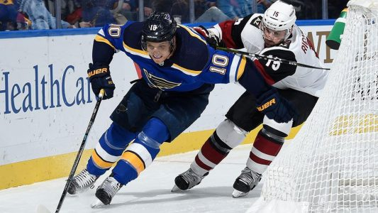 Coyotes vs Blues Free Pick February 8, 2021 | Lock of the Day